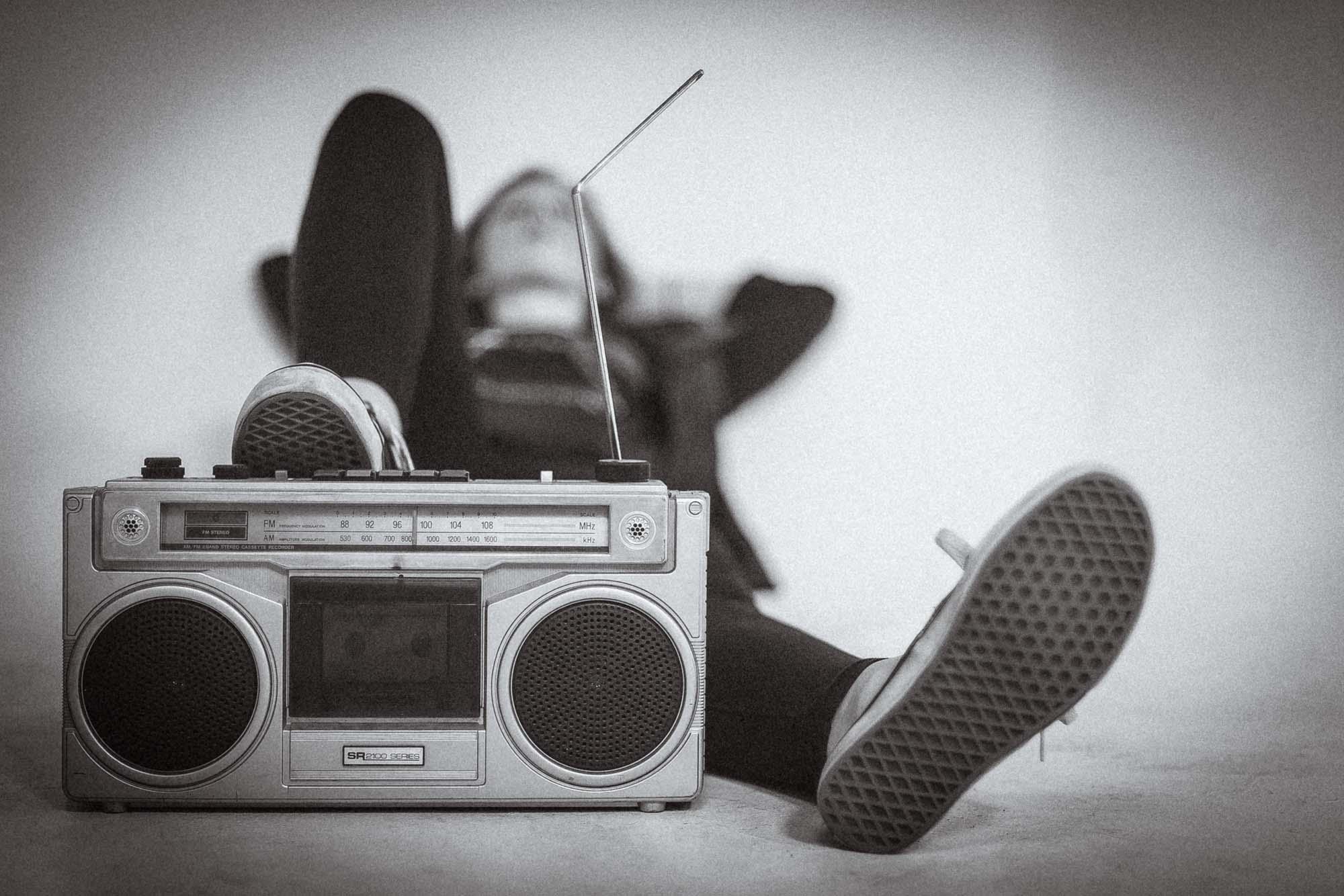 Mein Blog braucht mehr Musik! - Ich dreh mal schnell lauter!