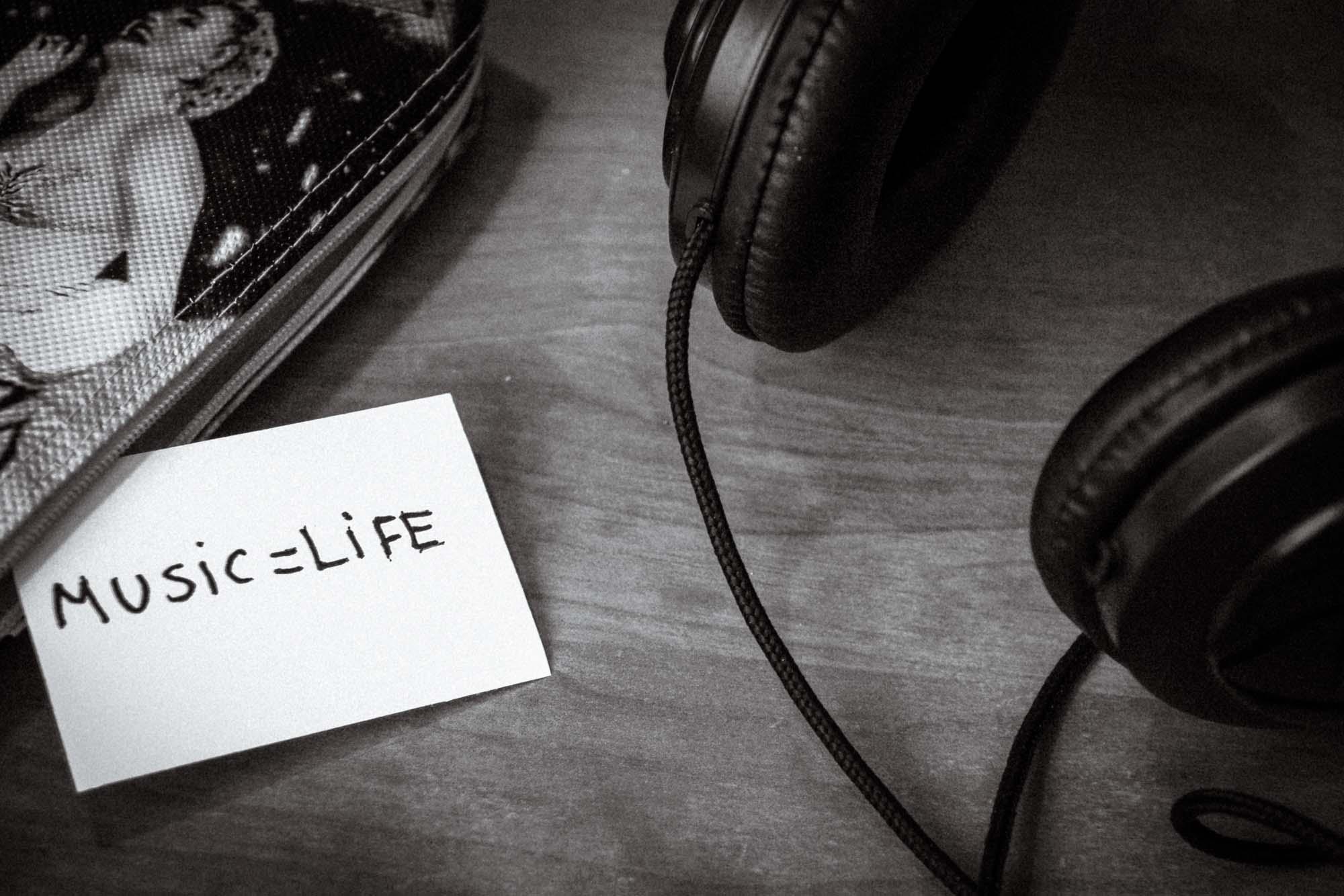 Musik ist Leben!