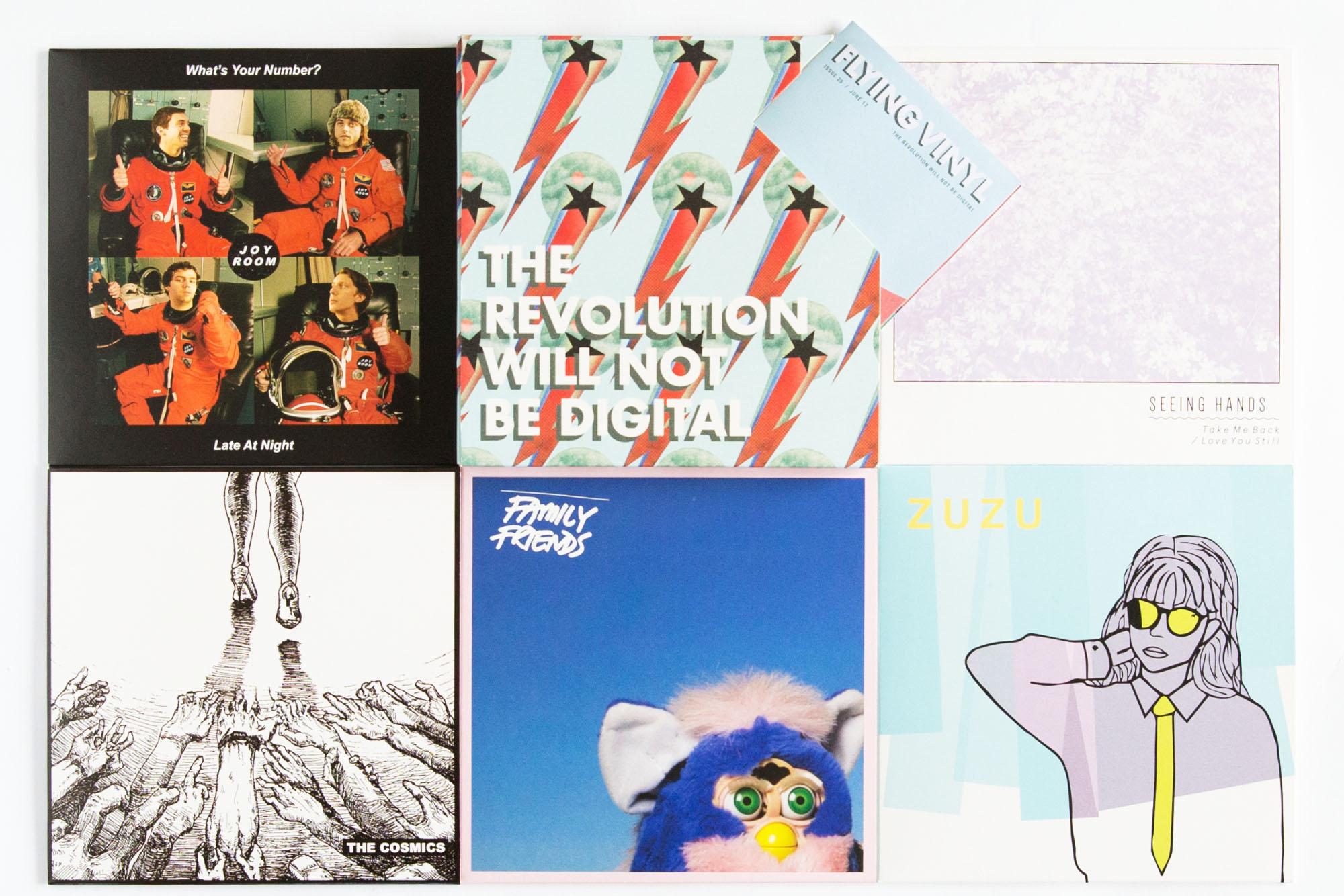 Flying Vinyl - Für Musikbegeisterte und Sammler