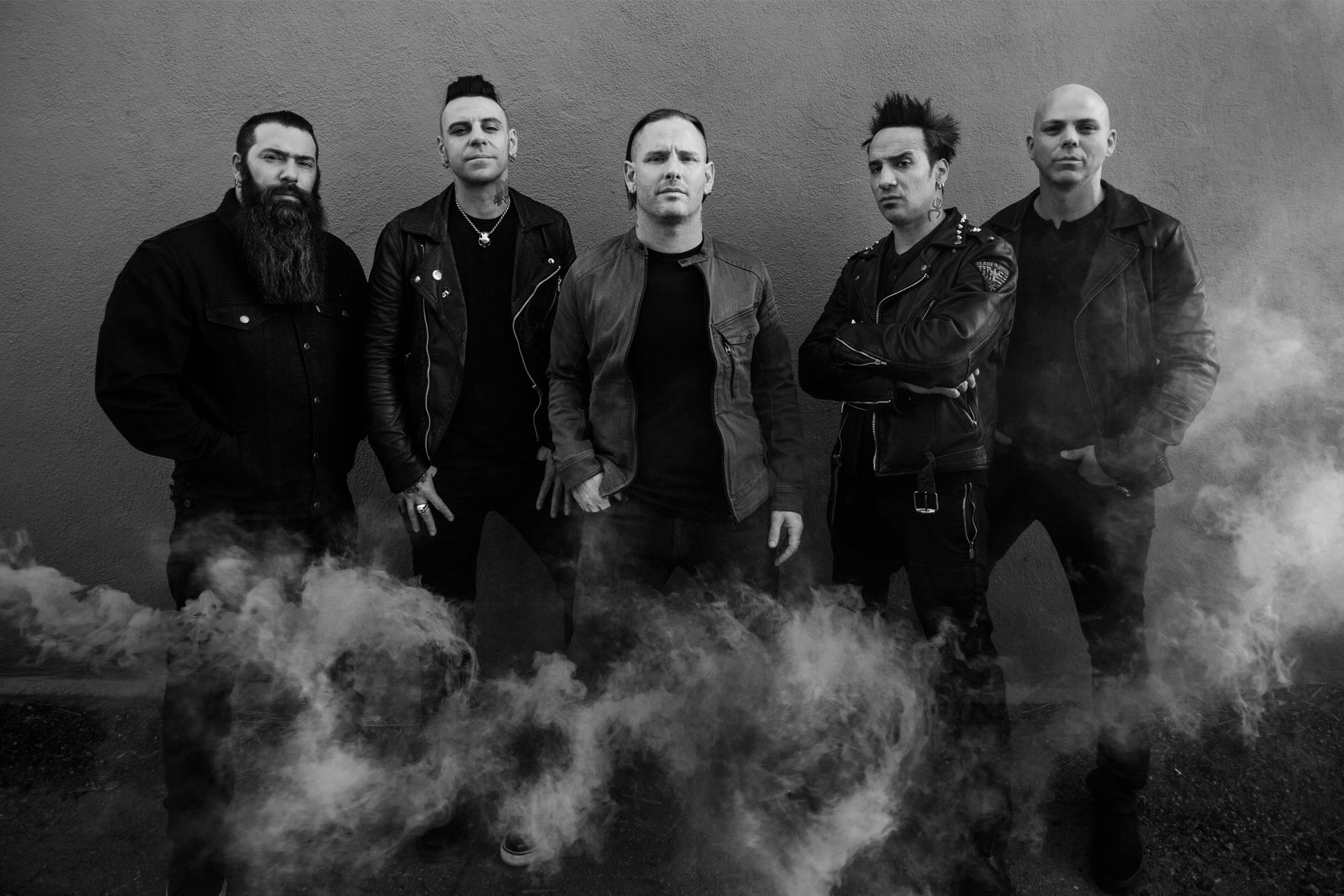 Stone Sour, Album: »Hydrograd«