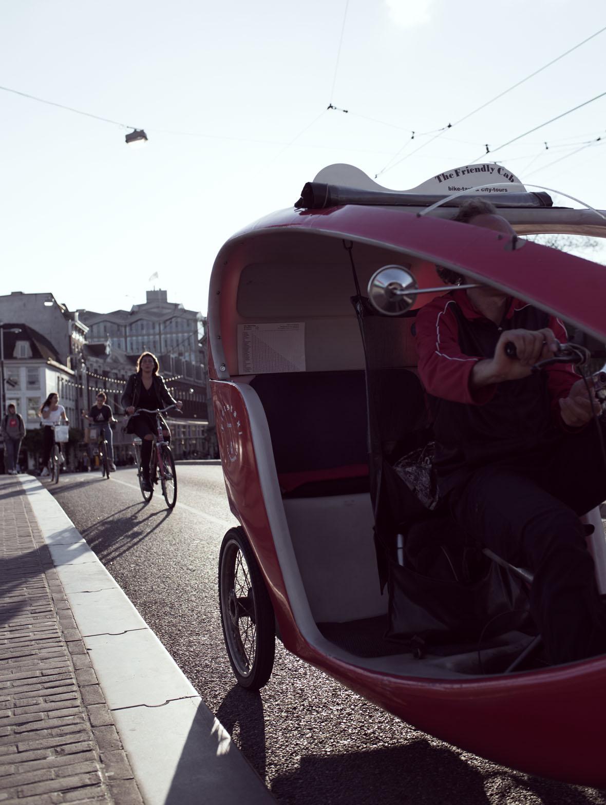Amsterdam - Ein musikalischer und veganer Städtetrip