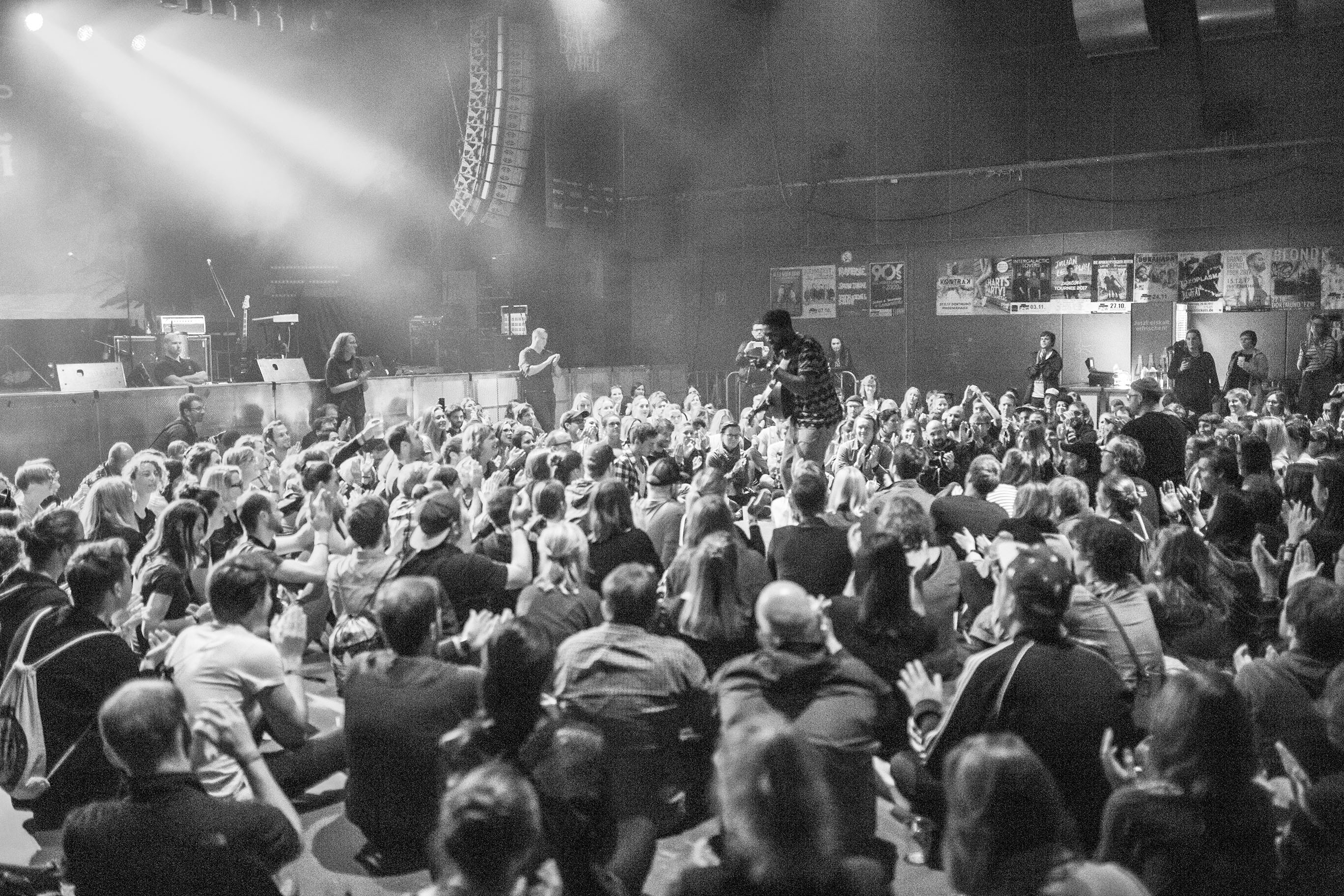 Jake Isaac auf dem »Way Back When« Festival