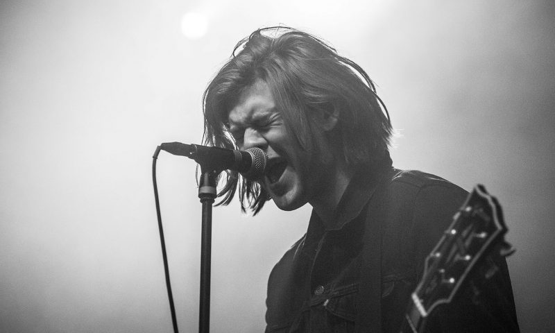 The Amazons auf dem »Way Back When« Festival