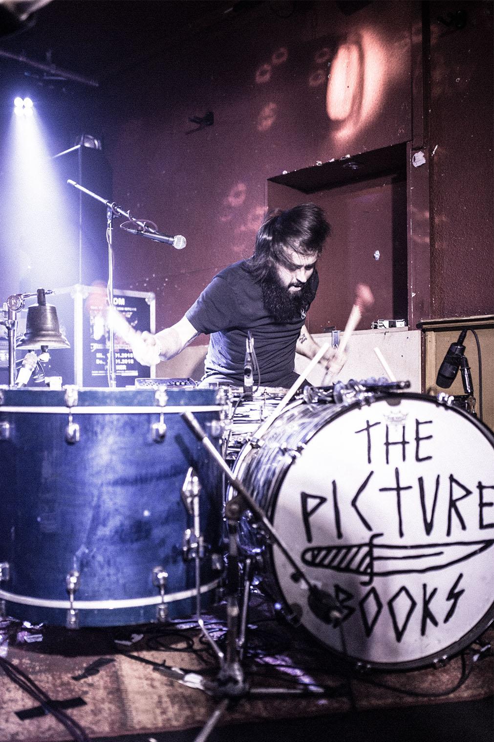 The Picturebooks - Live im Pitcher Düsseldorf