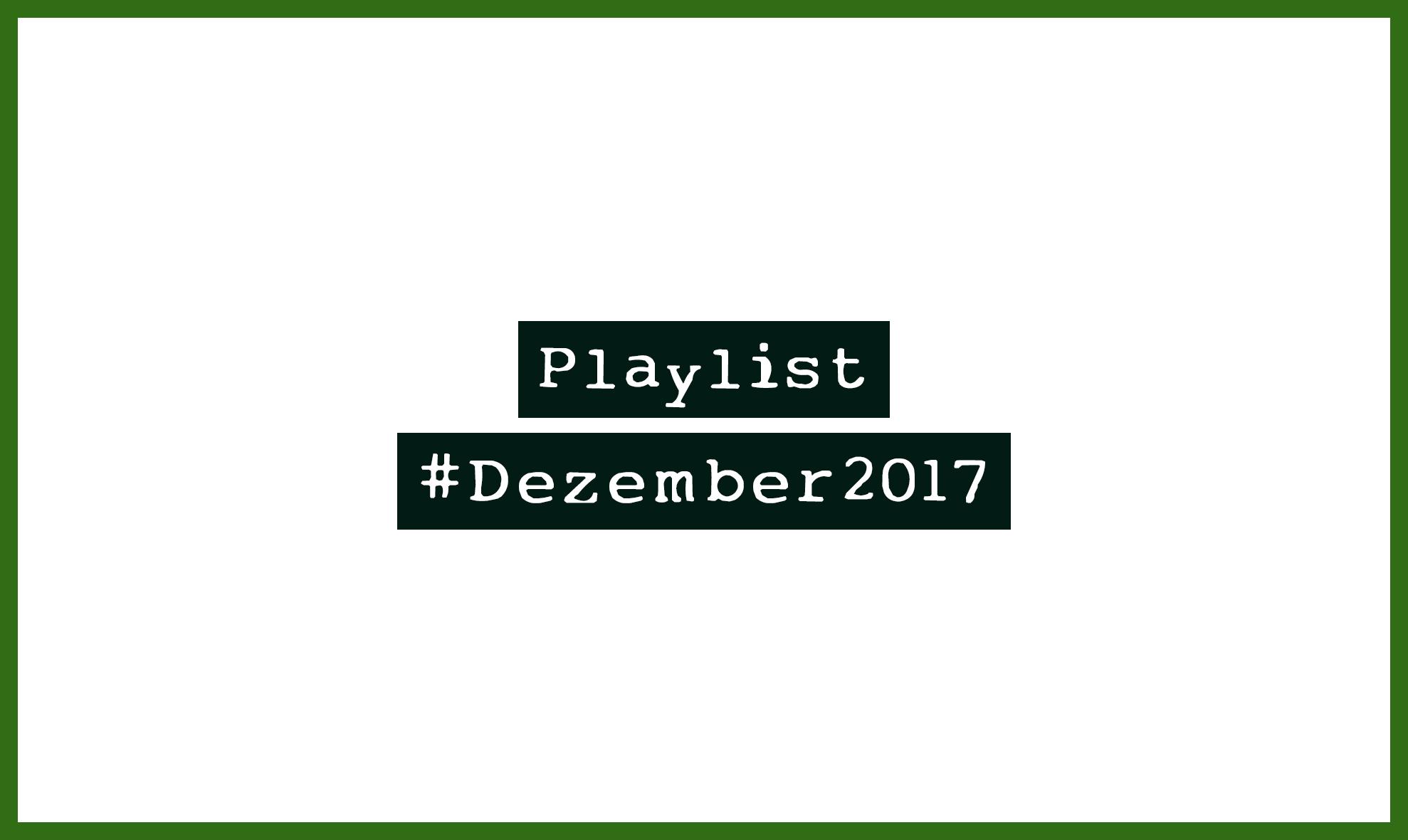 #Dezember2017