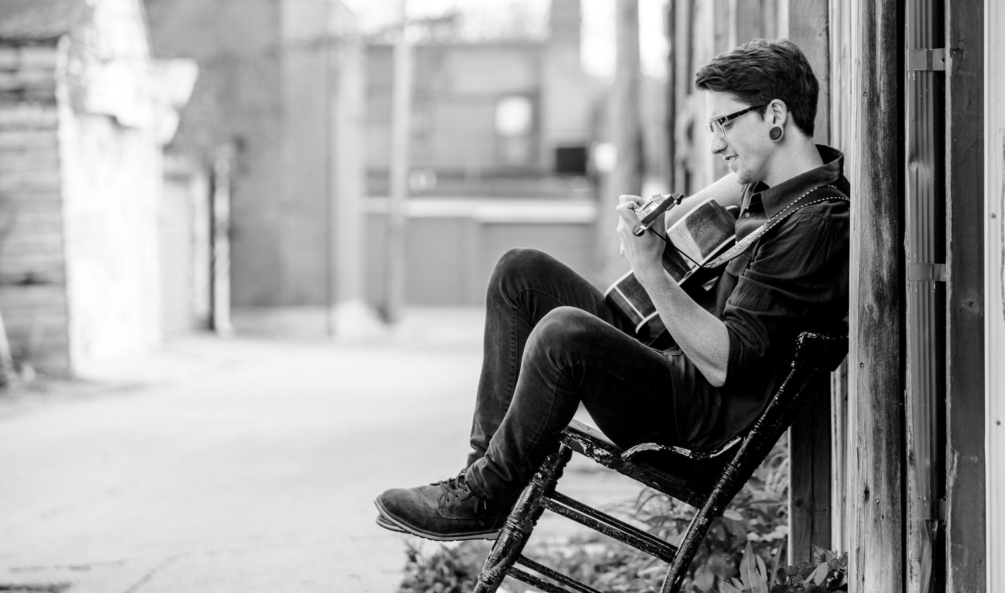 David Stone - Das Rezept für gute Musik
