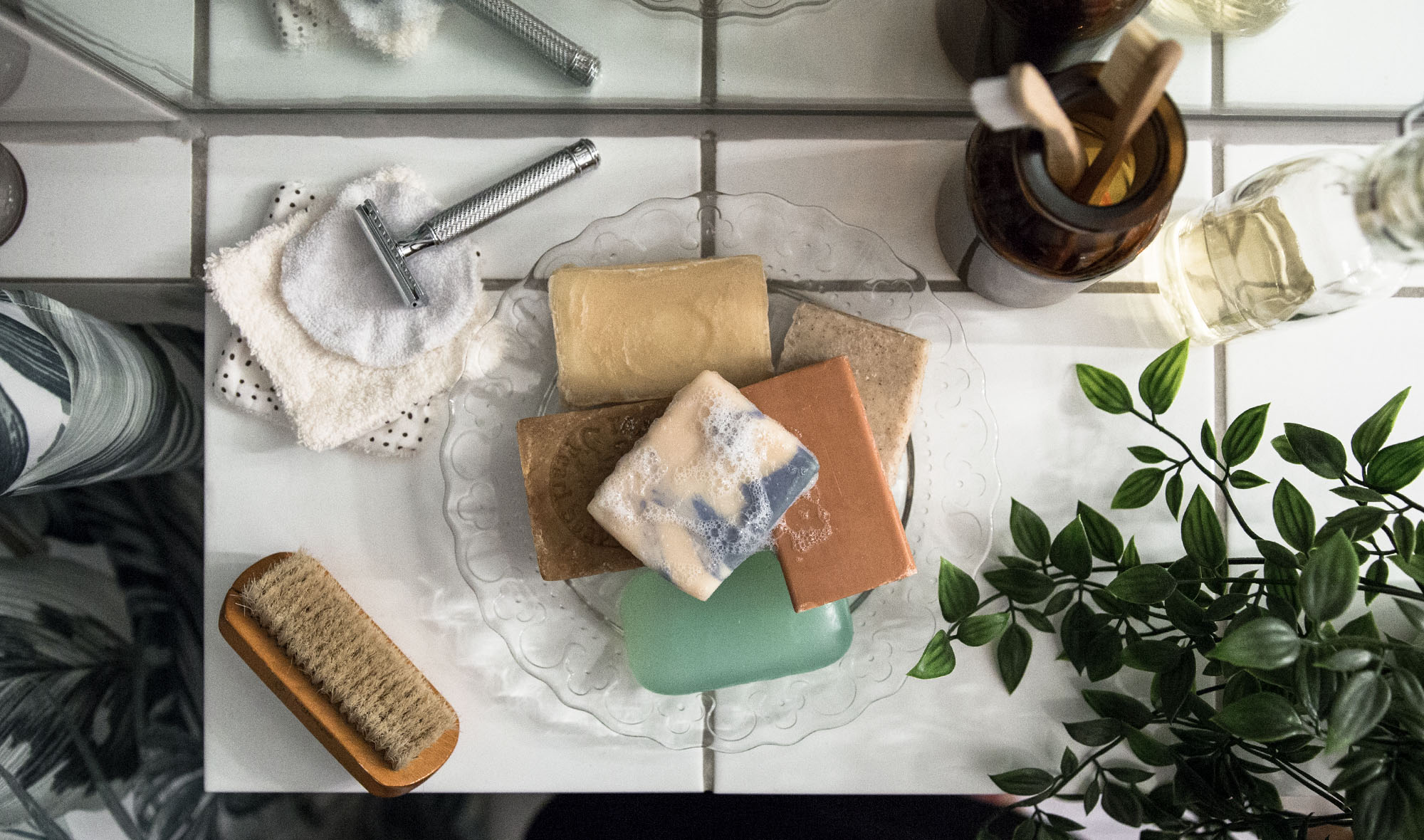 Einkaufsliste: Zero Waste im Badezimmer Teil 1
